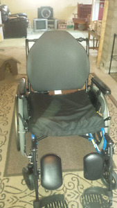 LitestreamXF Wheelchair