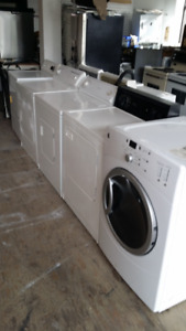 WASHERS AND DRYERS SETS