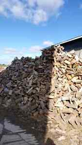 Firewood, dry hardwood for sale