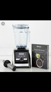 Vitamix A3500 Blender Brand new in box sealed! Never used.