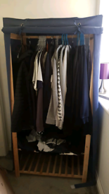 Freestanding Clothes Stand