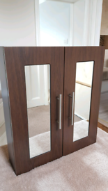 Immaculate 2 door bathroom cabinet for sale