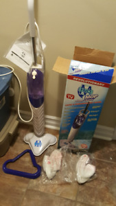 H2O STEAM MOP CLEANER FOR SALE!