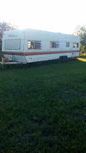 Great condition 28ft trailer