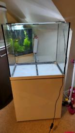 120 Litres Open Top ADA Style TMC Aquascaping Aquarium Fish Tank Marin