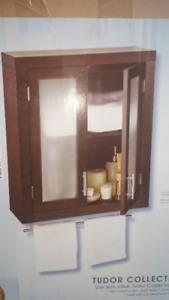 New Bathroom Wall Cabinet