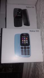 Nokia phone dual sim brand new packed