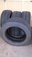 Avalanche Extreme Winter Tires Set of 4 - 275/60/20