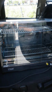 BEEF PARTY CABINET / SANDWICH COOLER / CONVEYOR TOASTER