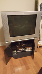 CHEAP TV with STAND