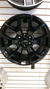 "20"" 1988-2017 GMC CHEVROLET SIERRA SILVERADO WHEELS"
