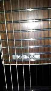 8 string guitar Kitchener / Waterloo Kitchener Area image 2