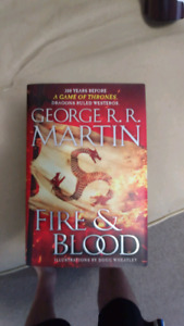 Fire & Blood By George R. R. Martin Hardcover