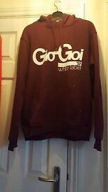 mens gio goi hoodys size large. both pair bundle. collection thornaby