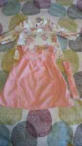 Brand new baby girl outfit