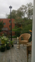 $250 Mile End room with Private balcony Oct. 15-31st