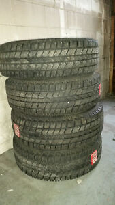 """Used 16"""" Winter Snow Tires on Rims"""