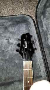 Silver Ibanez Guitar - only played a few times London Ontario image 3
