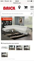 Sectionelle a vendre