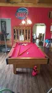 Table de billard et accessoires/ pool table Gatineau Ottawa / Gatineau Area image 5