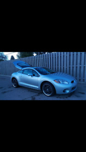 mitsubishi eclipse 2007 gs 2.4 engine