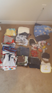 Boys Clothes - Entire wardrobe 6 months to 3 years
