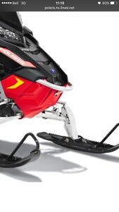 Axys Pro RMK Red nose / belly pan- New