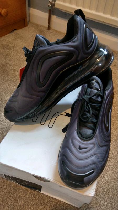 581248b910f Nike Air Max 720 Black