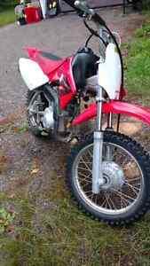 Honda CRF70