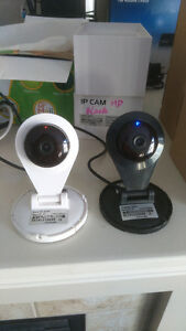 HD WiFi Cameras (Black or White)