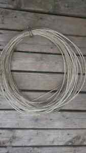 75+ feet of clothesline