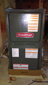 High efficiency furnace and zone heating components.  New!