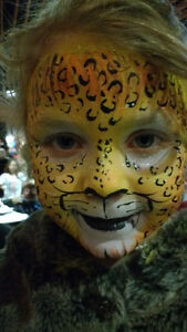 Professional Face Painter - and other party services Kingston Kingston Area image 1