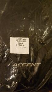 Hyundai Accent OEM Floor Mats - Brand New Sealed