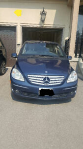 2007 Mercedes-Benz B-Class **low kms*** PRICE FOR QUICK SALE **