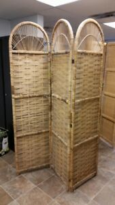 BAMBOO WICKER DIVIDERS