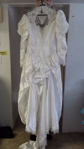 A 25 Yr Marriage thanks to this Wedding Dress