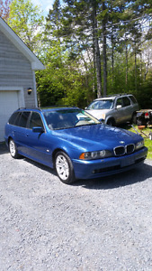 2002 BMW 525 Touring  need gone