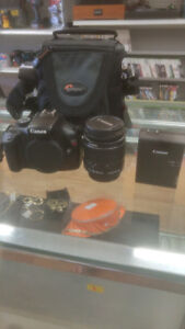 Canon eos rebel t3 avec zoom 18-55mm image stabilizer macro.