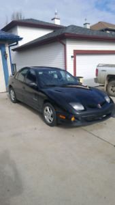 selling a 2001 sunfire very reliable
