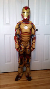 Ironman costume from Costco size M (7-8)