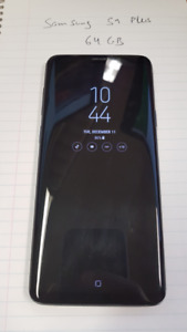 Trade my Samsung S9 Plus 64 GB for Pixel 3 XL + 150$ Cash
