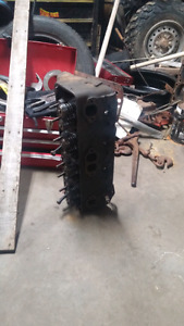 Chevy small block parts