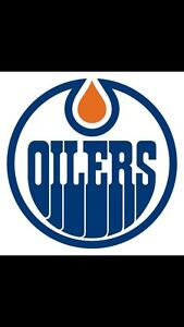 All Oilers home games, picture from my seats Edmonton Edmonton Area image 6
