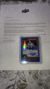 Sidney Crosby and Jonathan Drouin Cards