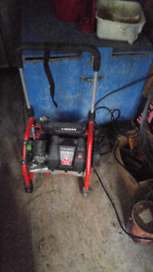 husky 1600 psi presure washer