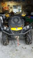 CAN AM XMR MUST SELL PARTIAL TRADE FOR SKI DOO