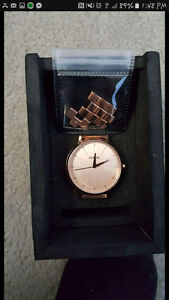 Nixon Rose gold (womens watch) London Ontario image 3