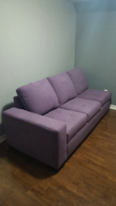 Pristine L-Shaped Couch for Sale: High Quality, Very Clean!