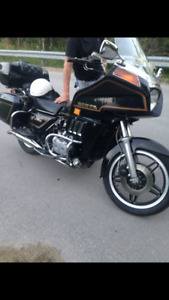 1983 Honda gold wing 1100 for sale.